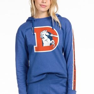 Denver Broncos Liberty Pullover Hoodie